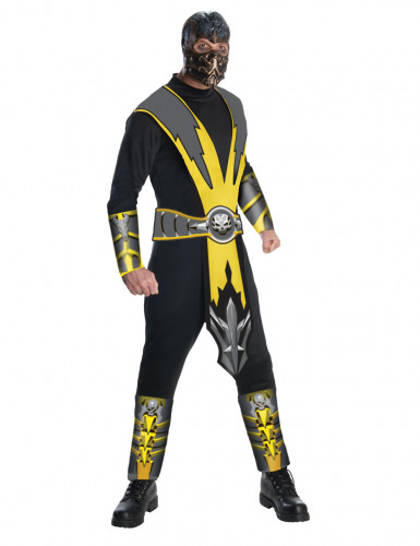 Costume Scorpion Mortal Kombat™ uomo
