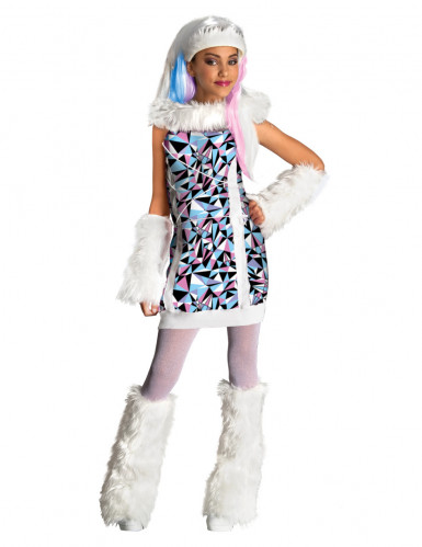 Costume Abbey Bominable Monster High™ bambina