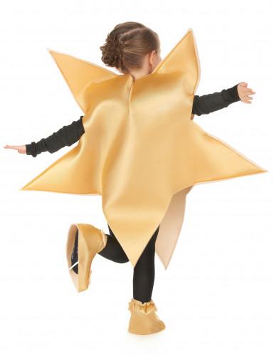 Costume stella dorata bambino-2