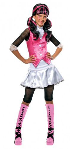 Costume Draculaura Monster High™ bambina