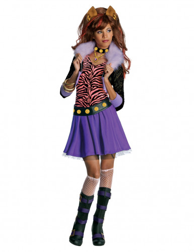 Costume Clawdeen Wolf Monster High™