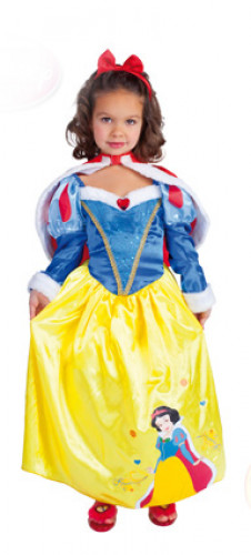 Costume Biancaneve ragazza