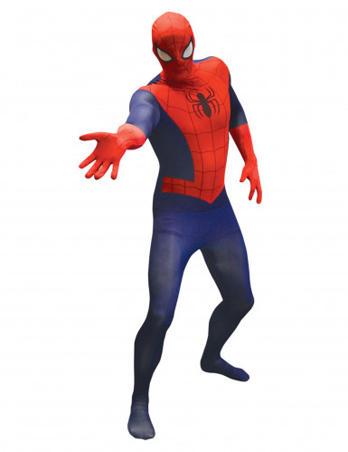 Costume seconda pelle da Spiderman™ per adulto