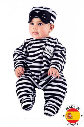 Costume Carcerato bebe