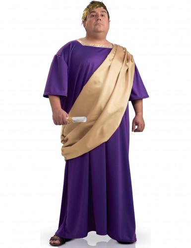 Costume romano in toga uomo