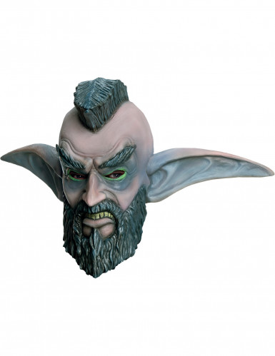 Maschera Mohawk Granada World of Warcraft™ adulto