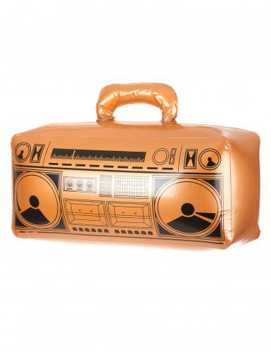 Radio gonfiabile d'oro