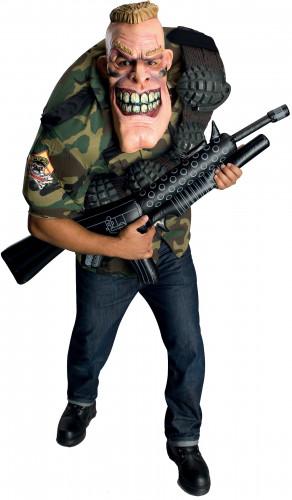 Costume da militare Big Bruizers