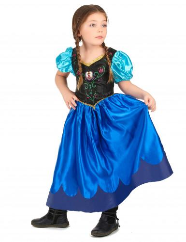 Costume Anna frozen regina delle nevi™ bambina-1