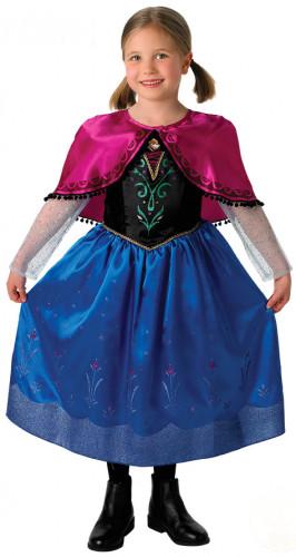 Costume Anna frozen la regina delle nevi™ deluxe bambina