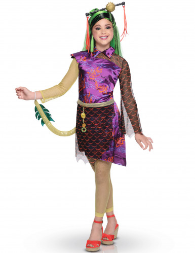 Costume Jinafire Monster High™ bambina