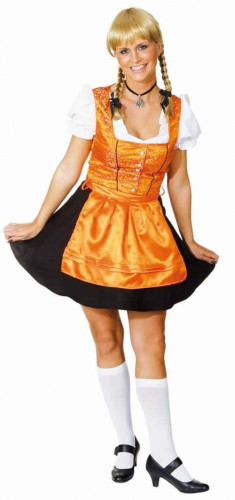 Costume Bavarese corto donna