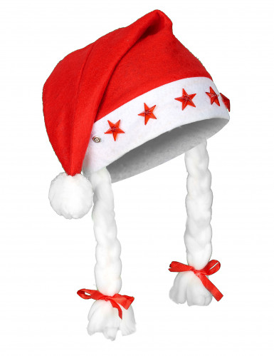 Cappello luminoso natale adulto
