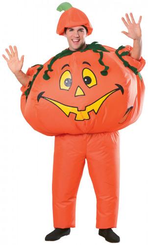 Costume zucca gonfiabile Halloween