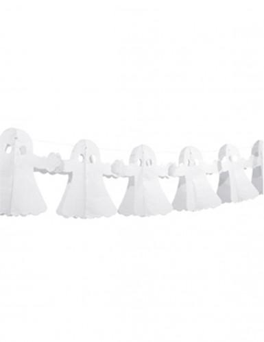 Ghirlanda fantasma Halloween