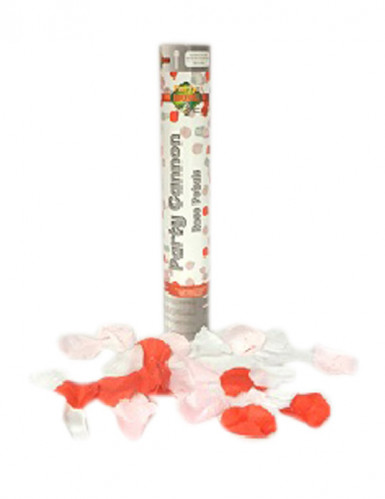Cannoncino spara petali di rose