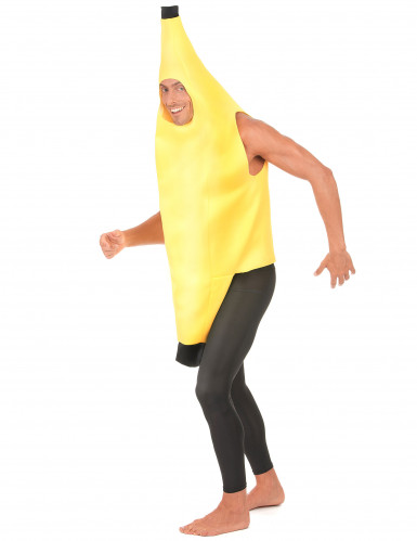 Costume da banana corto per adulto-1