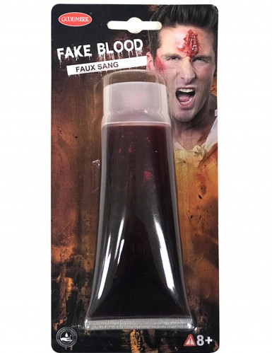 Tubo sangue finto Halloween