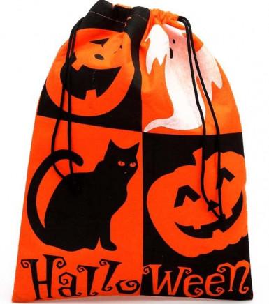 Borsa per caramelle halloween