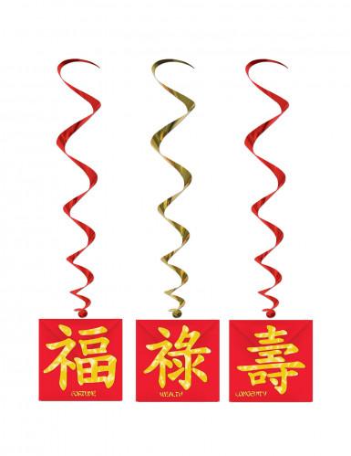 3 sospensioni Nuovo Anno cinese