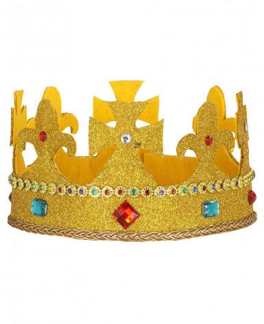 Corona dorata adulto-1