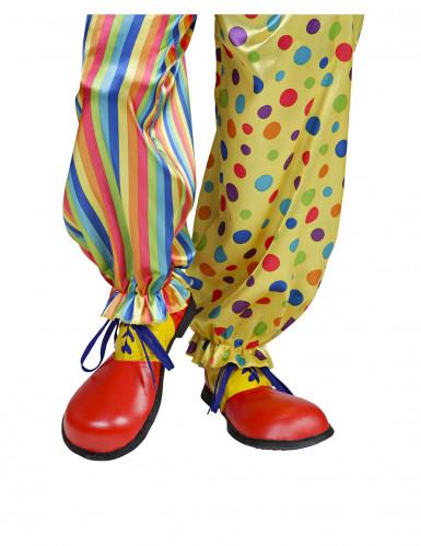 Scarpe Clown adulto