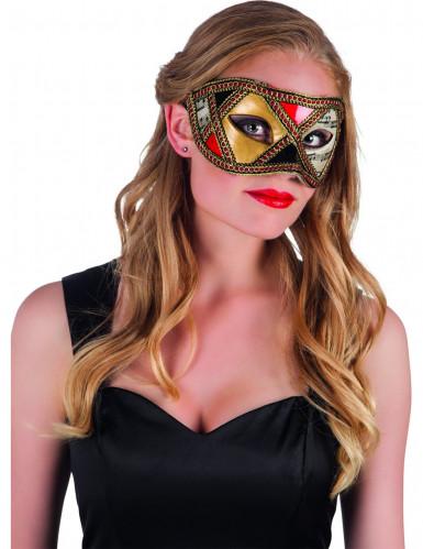 Maschera veneziana per adulto