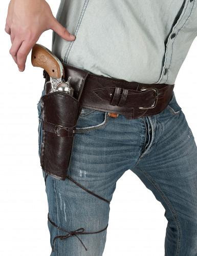 Cinturone da Cowboy adulto
