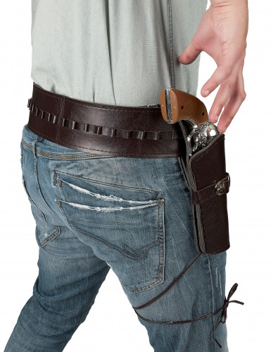 Cinturone da Cowboy adulto-1