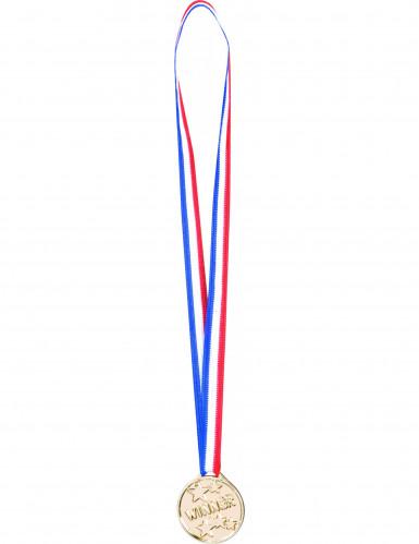 6 medaglie winner