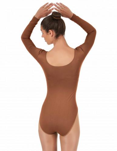 Body marrone adulto-1