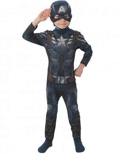 Costume Capitan America The Winter Soldier™ Bambino