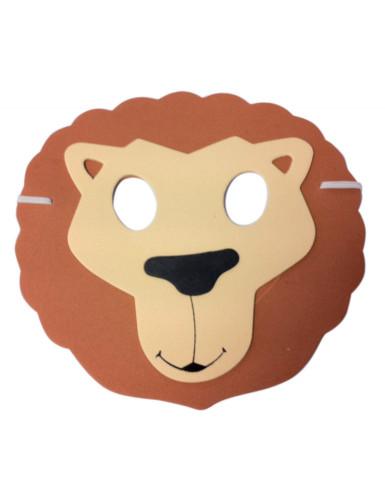 Maschera leone bambino