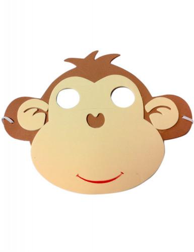 Maschera scimmietta bambino