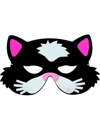 Maschera gatto bambino