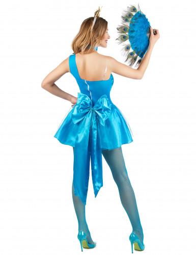 Costume da pavone per donna-2