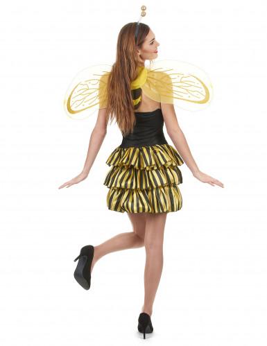 Costume da ape sexy per donna-2