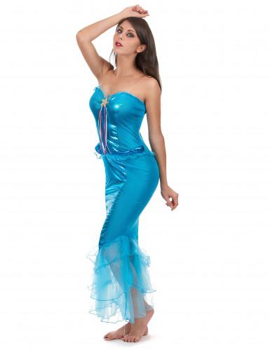 Costume da sirena per adulto-1