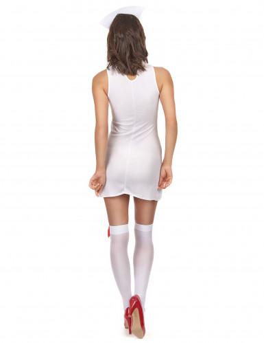 Costume da infermiera sexy da donna-2