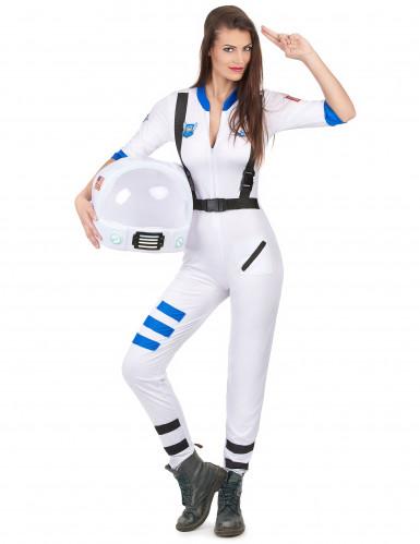 Costume da astronauta per donna