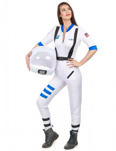 Costume da astronauta per donna-1