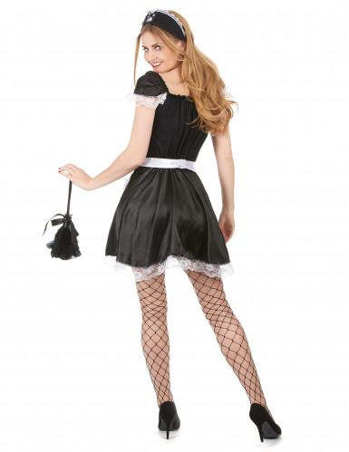 Costume cameriera sexy donna-2