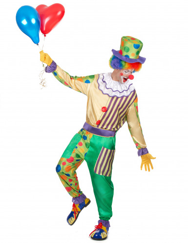 Costume clown uomo-1