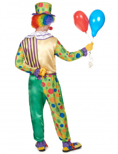 Costume clown uomo-2