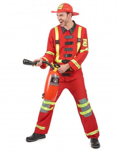 Costume pompiere uomo-1