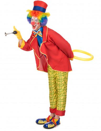 Costume clown con panciotto uomo-1