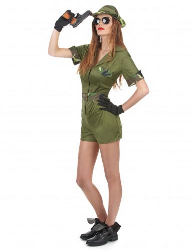 Costume militare provocante per donna-1