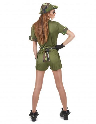 Costume militare provocante per donna-2