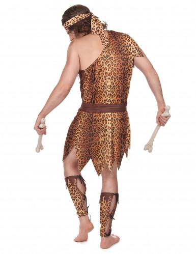 Costume uomo delle caverne adulto-2