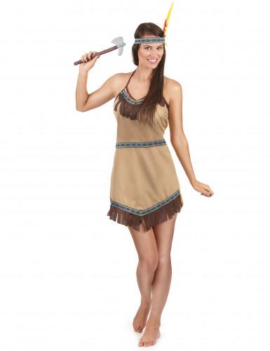 Costume indiana western per donna